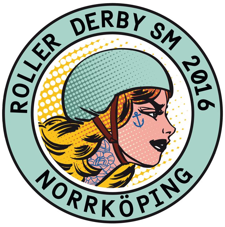 Roller Derby SM 2016