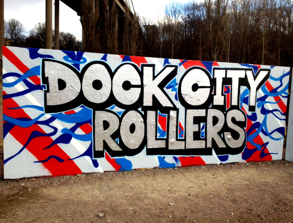 Dock CIty Rollers